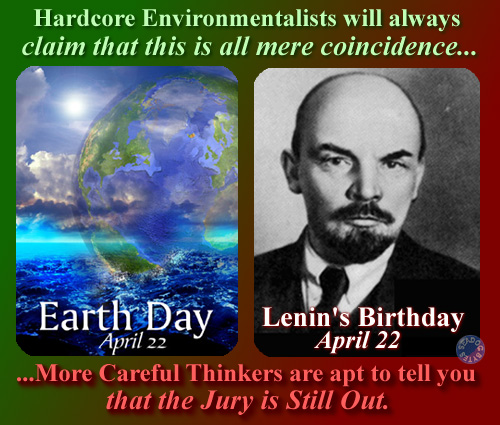 Image result for earth day lenin images